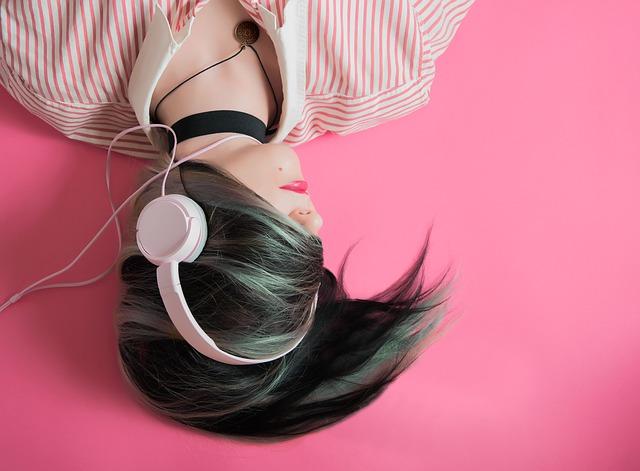 Fréquence de musique à écouter.